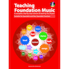 Teaching Foundation Music Book and CD  small
