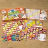 4 Synthetic Phonics Phase 2 Board Games  small