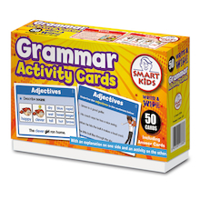 Grammar Activity Cards  medium
