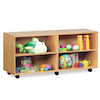 Combination Stacking Tray Storage Units  small