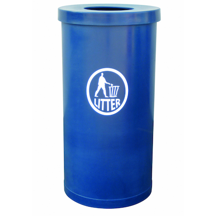 70 Litre Litter Bins  large