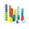 Number Frames Plastic Snap Cubes 1000pcs  small
