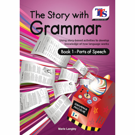 The Story with Grammar Books Special Offer  large
