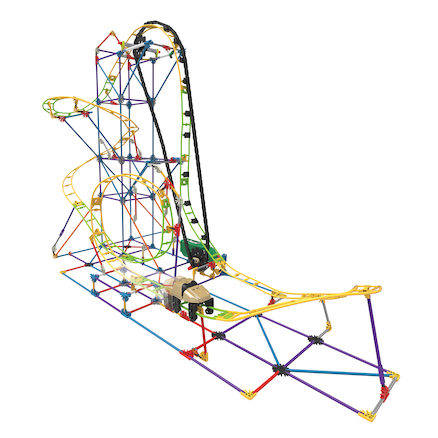 STEM Explorations Roller Coaster  large