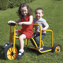 Rabo Chariot Trike  medium