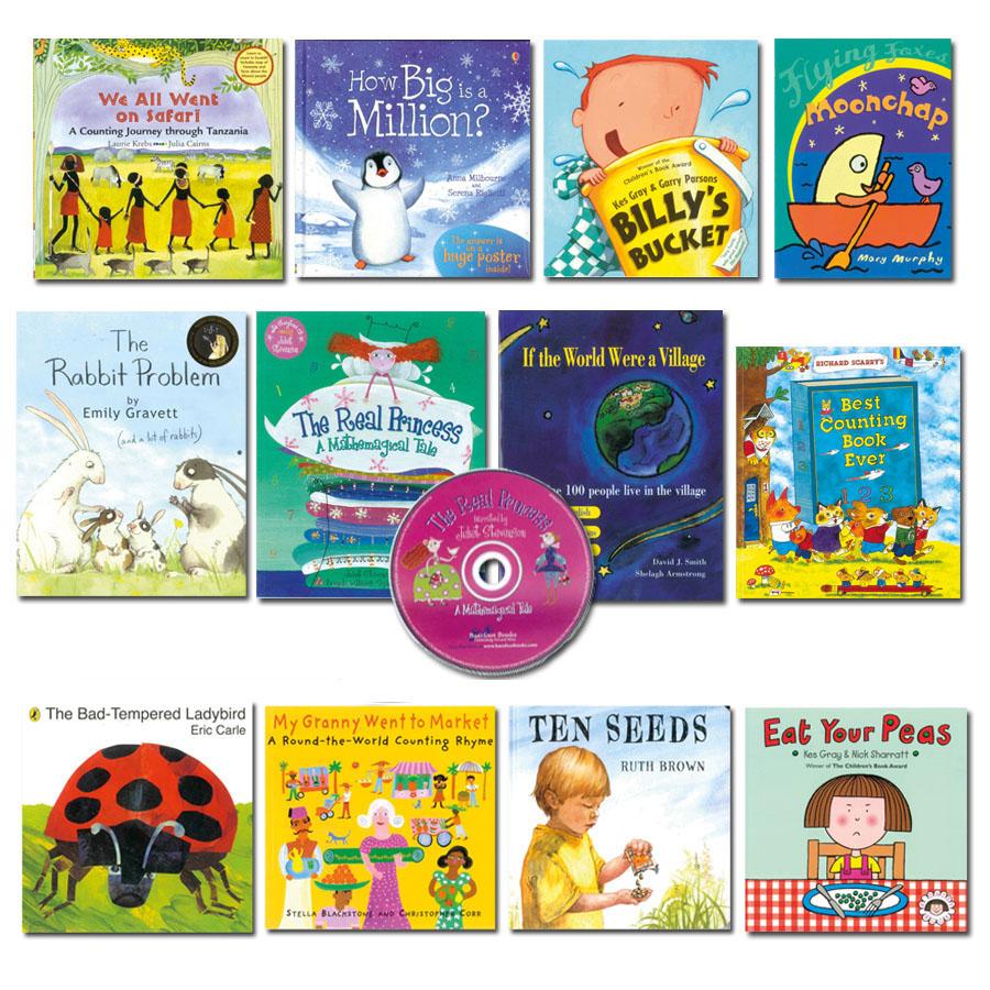 Buy Story Maths Activity Books 12pk | TTS