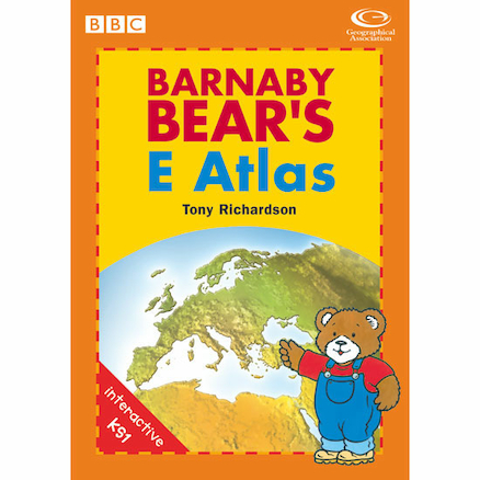 Barnaby Bear World E Atlas and Teachers Book KS1  large