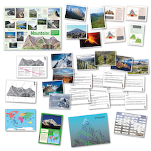 Mountains Curriculum Pack  medium