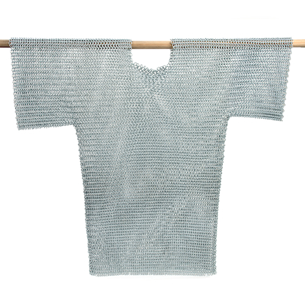 Child Size Viking Chainmail Shirt  large