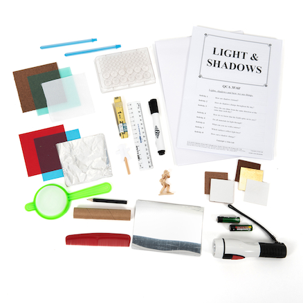 Light and Shadows Mini Science Kit  large