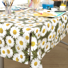 PVC Table Cover 1.4 x 1.7m  medium