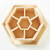 Lazy Susan Wooden Classroom Tidy  small