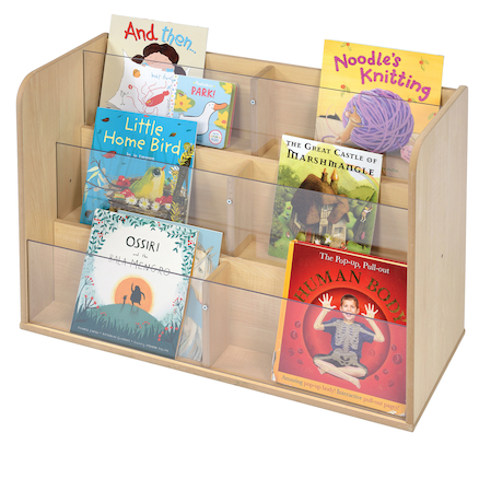 Solway Early Years Perspex Display  large