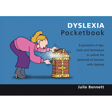 Dyslexia Pocketbook Guide  medium