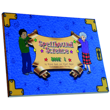 Spellbound Science 1 Enquiry Book and CD Rom  large