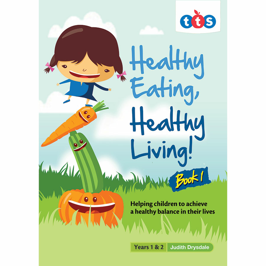 Buy Healthy Eating Healthy Living Books Tts