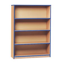 Coloured Edge Bookcases  medium