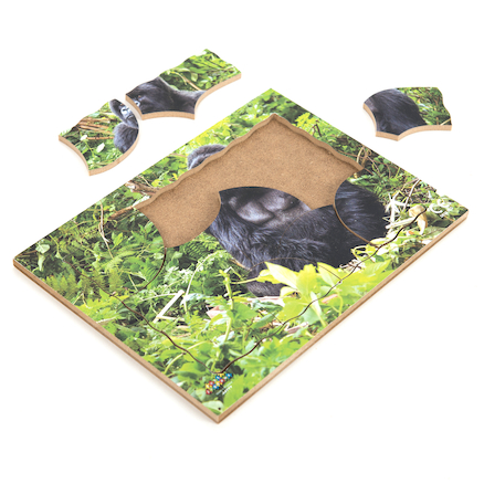 Endangered Animals Jigsaws Set 1  large
