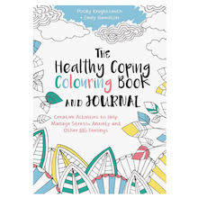 The Healthy Coping Colouring Book  medium