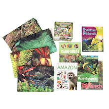 Topic Kit - Rainforests Y5/6  medium