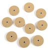 Wooden Pulley 34mm Diameter 10pk  small