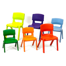 Postura Plus Classroom Chairs  medium