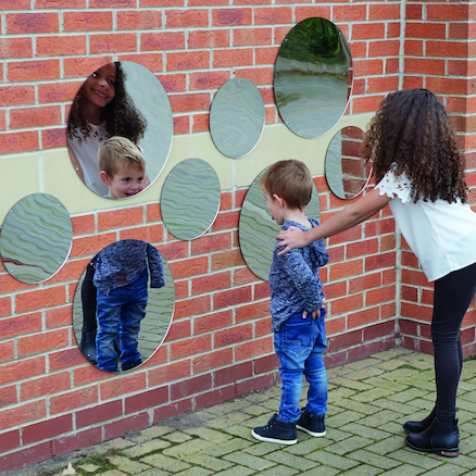 Circle Mirror Diameter 30cm  large