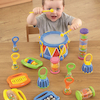 Tiny Hands Toddler Plastic Instrument Set 14pcs  small