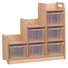 Millhouse Stepped Storage Unit  small