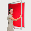 Decorative Framed Lockable Noticeboards  small