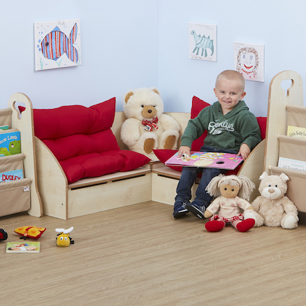 Toddler Reading Corner Seating  large