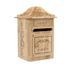 Magic Wooden Role Play Post Box  small