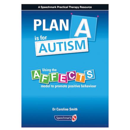 Plan A is for Autism Book  large