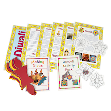 Diwali Activity and Display Pack  medium