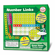 Magnetic Number Links To 20  medium