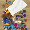 Natural Materials Tagua Sorting Bead Counters 250g  small