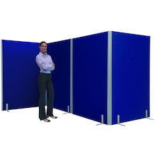 Blue Space Dividers  medium