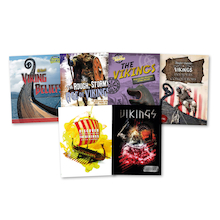 The Vikings Book Pack KS2 6pk  medium
