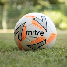 Mitre Impel Plus Footballs and Bag Size 4 12pk  medium
