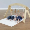Wooden Baby Sensory Rail  small