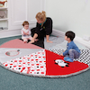 Black and White Pop Up Play Mat  small