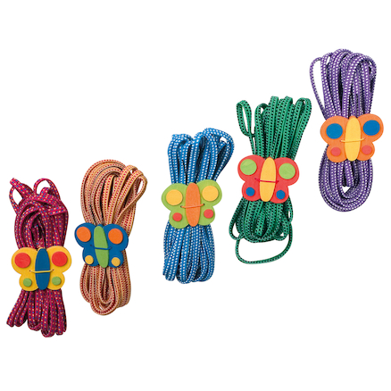 French Skipping Ropes 5pk  large