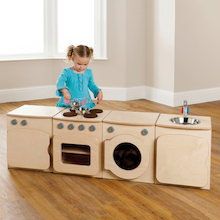Millhouse Toddler Play Kitchen  medium