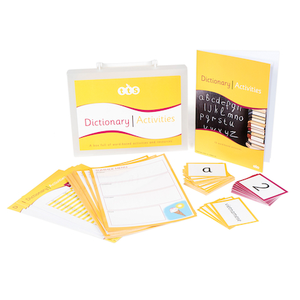 Dictionary Activities Kit KS2  large