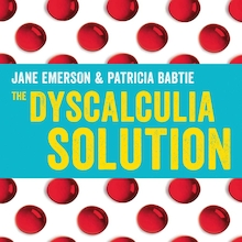 Dyscalculia Solution Book A4  medium
