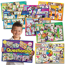 A3 Questioning Skills Board Games  medium