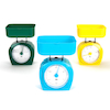 Colourful Multi Weight Scales 3pk  small
