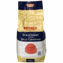 Messy Play Jelly Crystal Flakes 3.5kg  medium