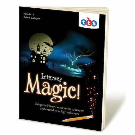 Literacy Magic (working with Harry Potter)  large