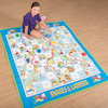 Giant Snakes and Ladders and Die  small